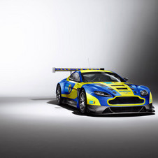 The car will race in two VLN races before the 24-hour race for preparation