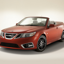 Saab 9-3 1.9TTiD 180 hp Convertible Independence Edition