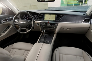 The interior is meant to be more comfortable and ergonomic