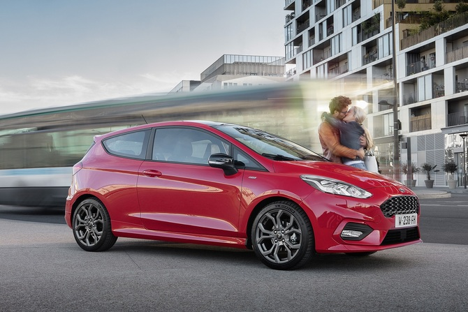 Ford Fiesta Business 1.1 Ti-VCT S/S