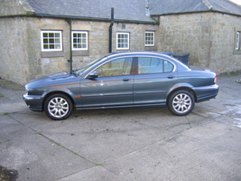 Jaguar X-Type 2.5 Automatic :: 3 photos and 45 specs :: autoviva.com
