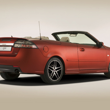 Saab 9-3 2.0T Convertible Independence Edition