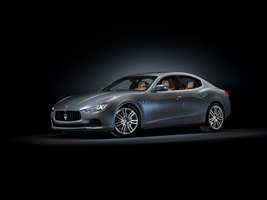 The Maserati Ghibli Ermenegildo Zegna will have its debut at the Paris Motor Show