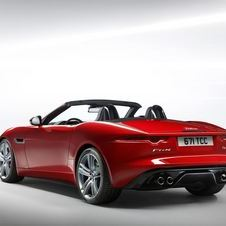 Jaguar Releases First Undisguised Image of F-Type