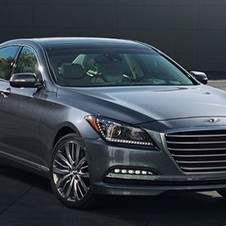 The second generation Genesis introduces Hyundai's new design language