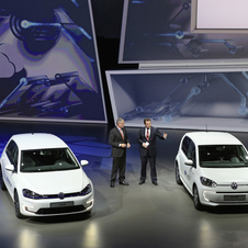 Volkswagen is trying to position itself as among the world's most sustainable automakers