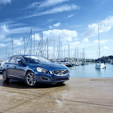 Volvo V60 T6 Ocean Race AWD Geartronic