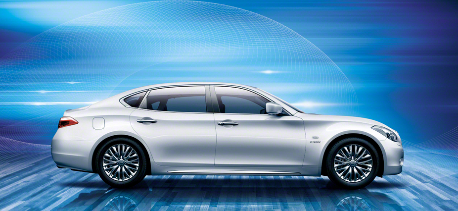 Infiniti Launches M Long Wheelbase in China