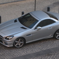 Mercedes-Benz SLK 200 BlueEfficiency AMG Sport