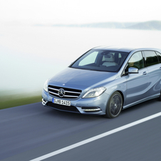 Mercedes-Benz B 180 BlueEFFICIENCY Sports Tourer AT