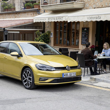 Volkswagen Golf GP 1.4 GTE Plug-in Hybrid 204