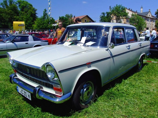 Fiat 1500 L Berlina photo :: Fiat 1500 Gen.2 gallery :: 764 views ...