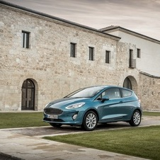 Ford Fiesta ST-Line 1.0 EcoBoost S/S