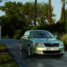 Skoda Octavia 2.0I TDI CR 140hp Exclusive
