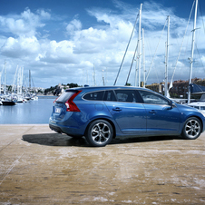 Volvo V60 T4 Ocean Race Powershift Geartronic