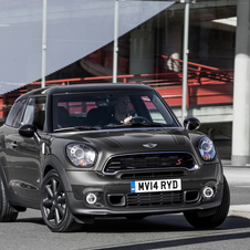 MINI (BMW) Paceman Gen.1