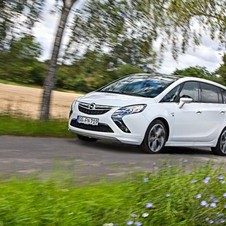 Opel is slowly adding LPG versions to all of its cars