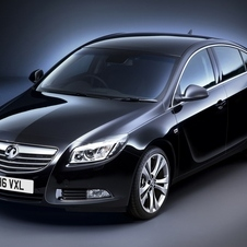 Vauxhall Insignia Hatchback 2.0 CDTi 160hp Exclusiv 4x4