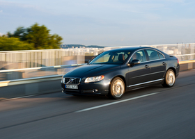 Volvo S80 D5 Kinetic AWD Geartronic