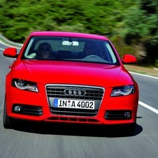 Audi A4 2.0 TDI Start/Stop 170 quattro Black Edition