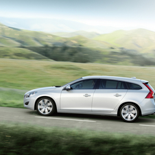 Volvo V60 D5 Momentum AWD Geartronic