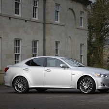 Lexus IS 250 2.5 Advance