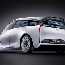 Toyota FT-Bh Shows Future of Light Weight, 49g/km B-Segment