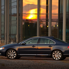 Volvo S80 D5 Summum AWD Geartronic