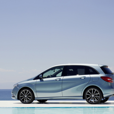 Mercedes-Benz B 200 BlueEFFICIENCY Sports Tourer AT
