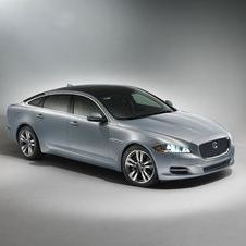 The XJ gets two new engine options for 2014