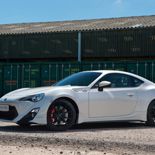 Toyota will also show the GT86 and its new factory performance parts