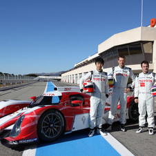 *Updated, again* Toyota Releases Sound Clip of Hybrid LMP