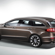 Ford will have the Vignale as both sedan and wagon