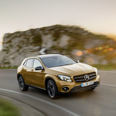 Mercedes-Benz GLA 220d