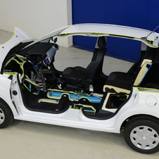 PSA says that the system would fit in the Peugeot 208 and Citroën C3