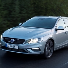 Volvo V60 D4 R-Design Geartronic