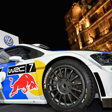 The team will run three cars in the WRC