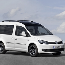 VW Caddy Celebrates 30 Years with Special Edition