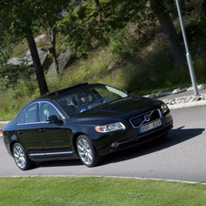 Volvo S80 T4F Kinetic