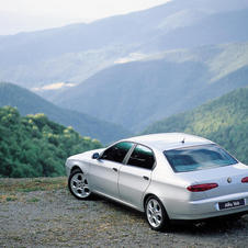 Alfa Romeo 166 3.2 V6 24v Exclusive