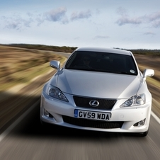 Lexus IS 250 2.5 SE-L