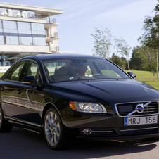 Volvo S80 T4F Kinetic Powershift Geartronic