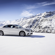 Mercedes-Benz CLA 220 CDI 4Matic DCT