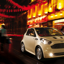 The Cygnet was based on the Toyota iQ