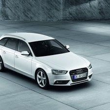 Audi A4 Avant 2.0 TFSI Attraction quattro
