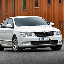 Skoda Superb 1.6I TDI CR 105hp Ambition Greenline