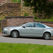 Volvo S80 T4F Momentum Powershift Geartronic