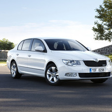 Skoda Superb 1.6I TDI CR 105hp Comfort Greenline