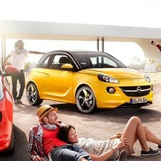 Opel is aiming it at young, stylish buyers