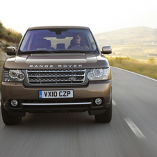 Land Rover Range Rover 4.4 TDV8 Vogue